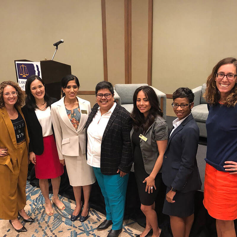 Lawyers Club of San Diego Diverse Women's Committee 2019 Luncheon
